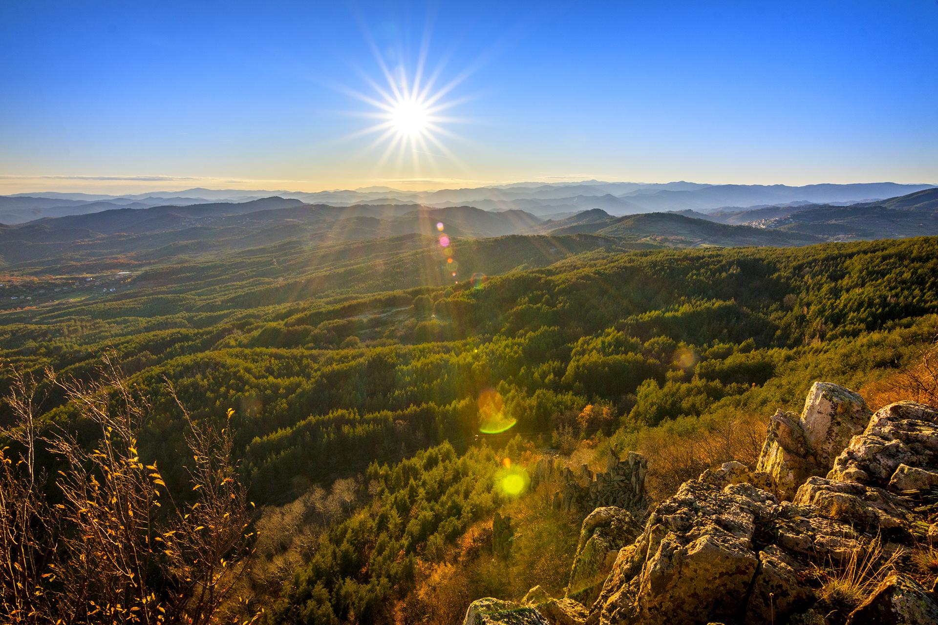 Залез из Родопите