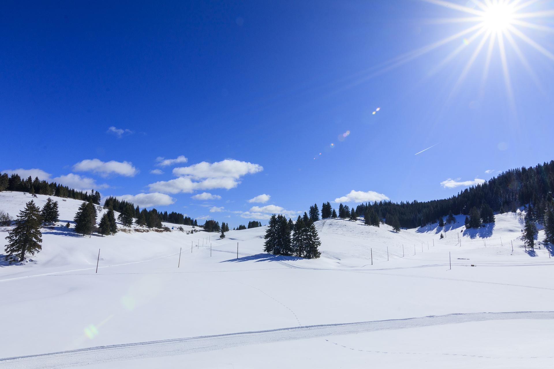 Зима – Рожен поляните