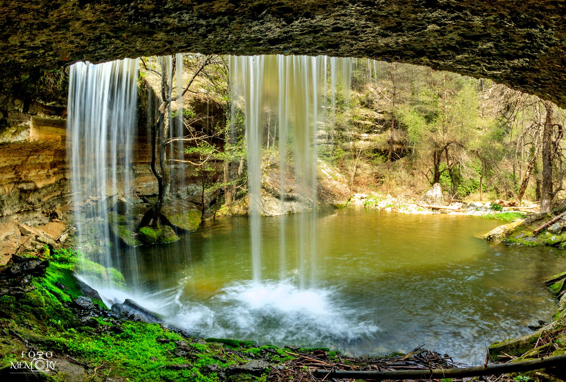 Водопадът Марф Джебел