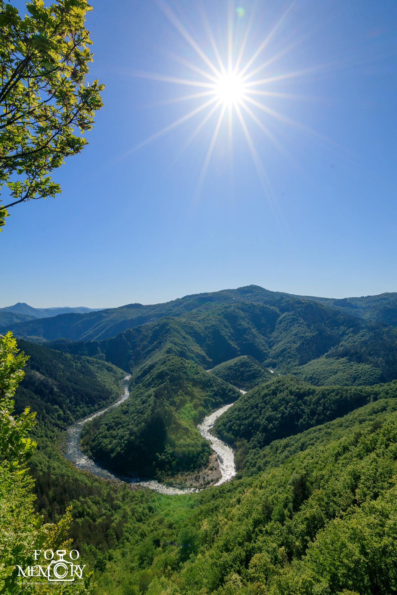 Меандър река Арда