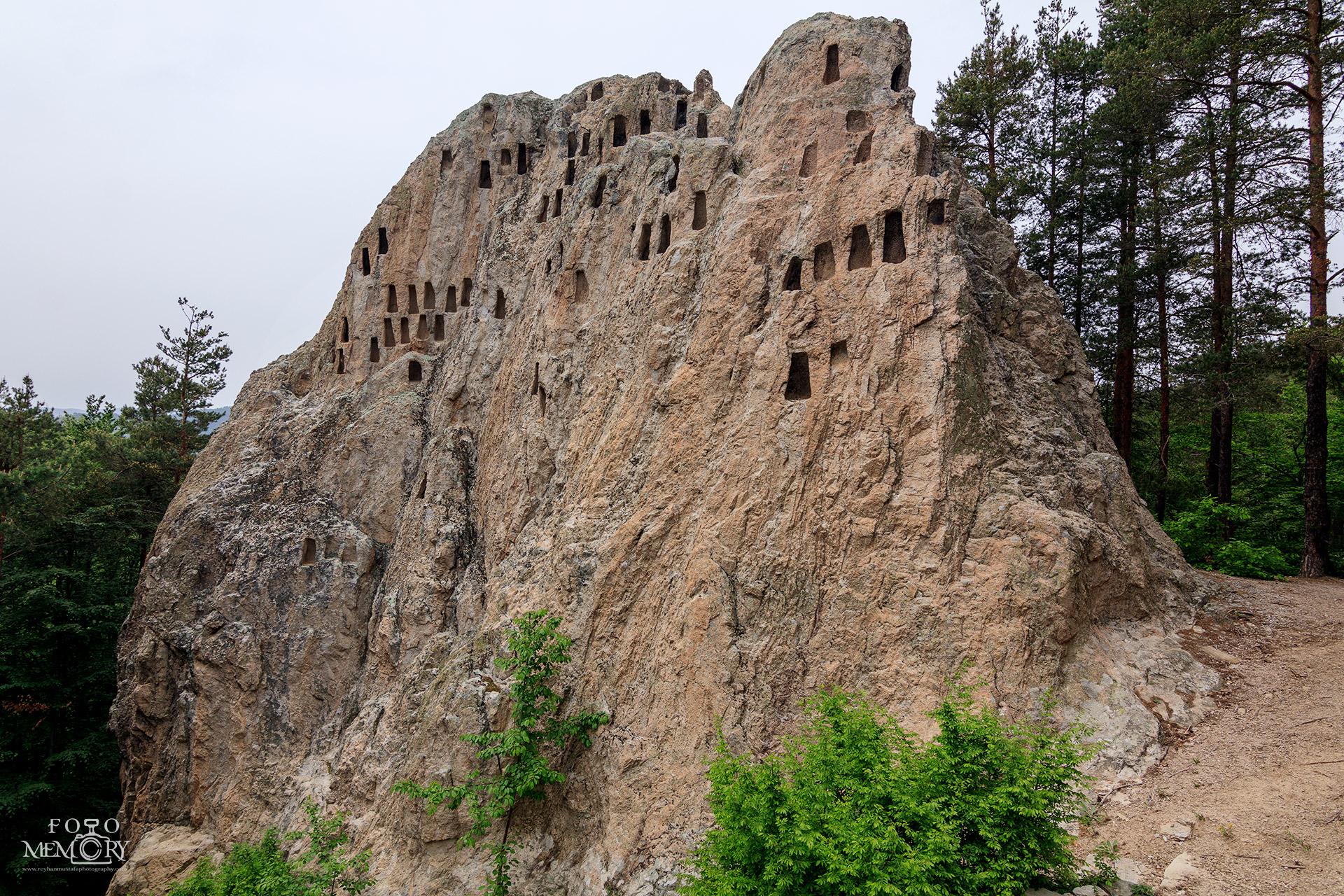 Орлови скали – Ардино