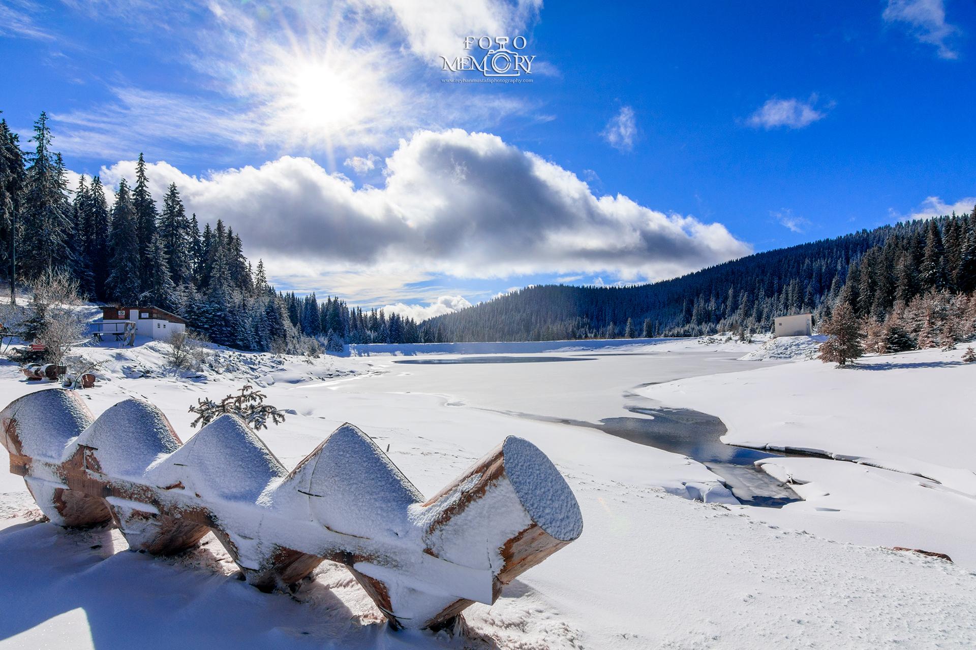 Пампорово езерото