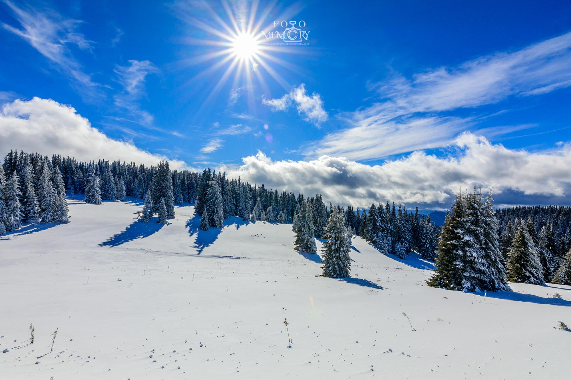 Снежни Родопи