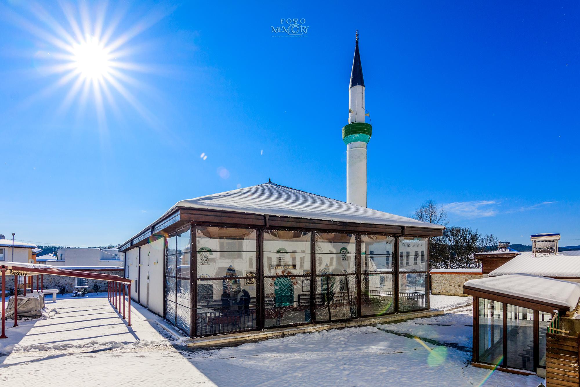 Джамия Джебел