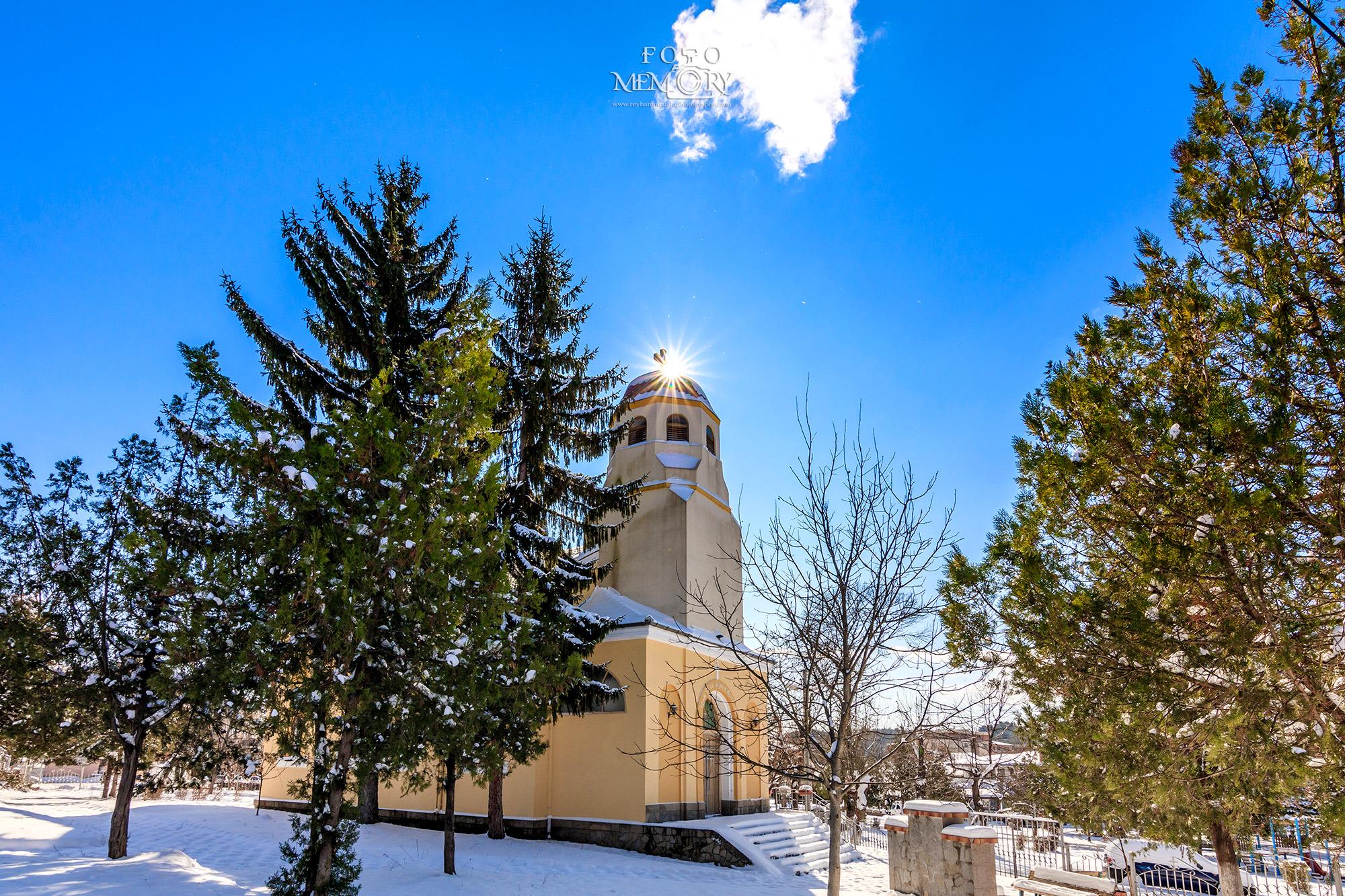 Джебел църквата