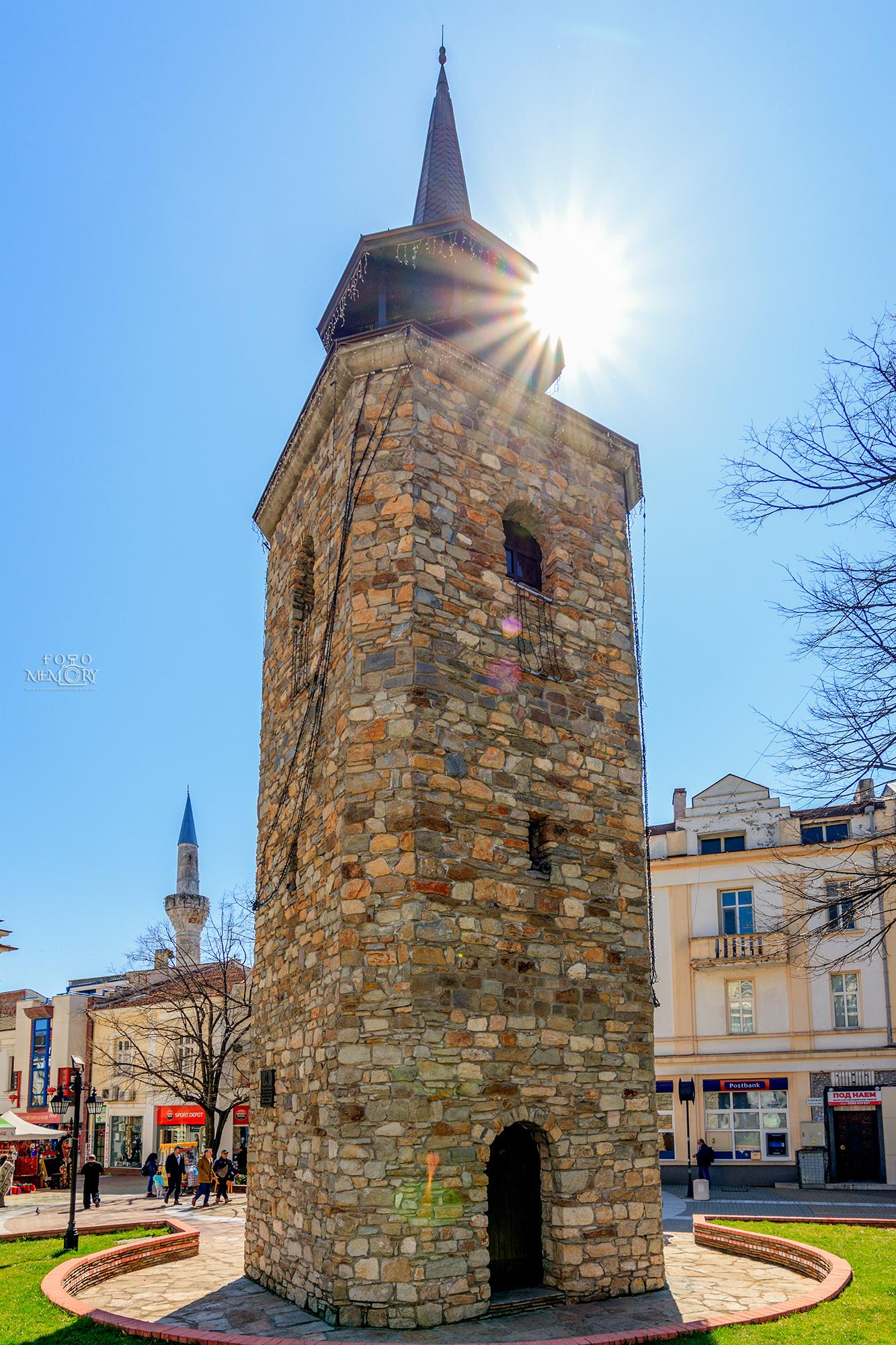 Часовникова кула Хасково